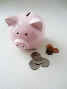 oszczędzanie pieniędzy