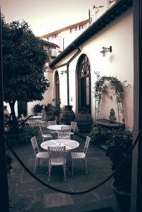 Ogródek lokalu gastronomicznego