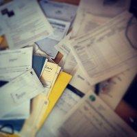 faktury papierowe